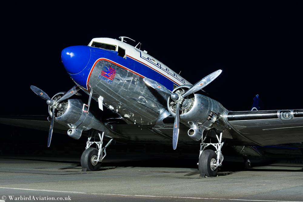 C-47 N25641 Liberty
