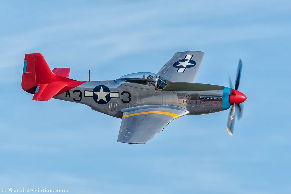 P-51D Mustang 44-72035 'Tall in the Saddle'