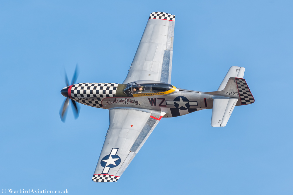 TF51D Mustang 'Contrary Mary' (G-TFSI)
