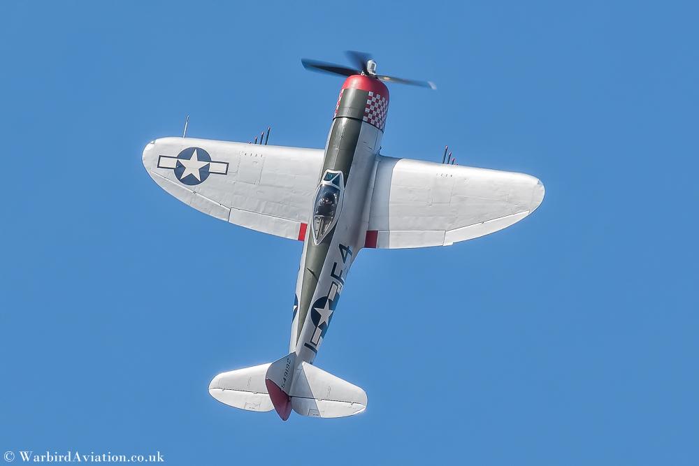 Republic P-47D Thunderbolt Nellie G-THUN
