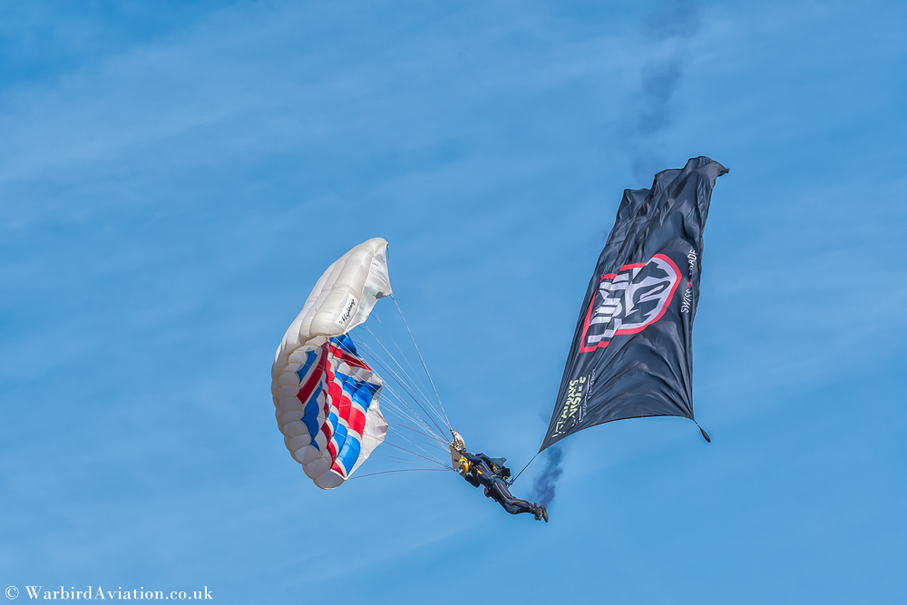 Tigers Army Parachute Display Team