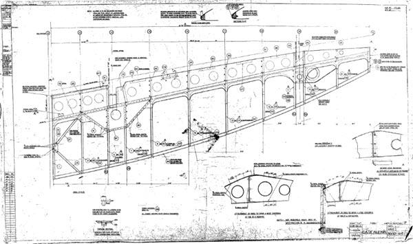spitfire aileron