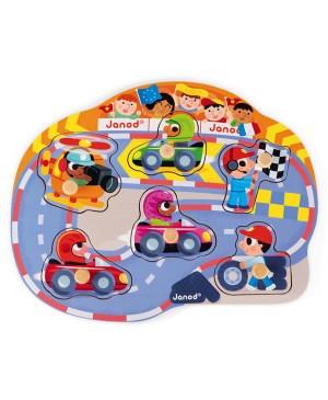 Happy Racing Puzzle