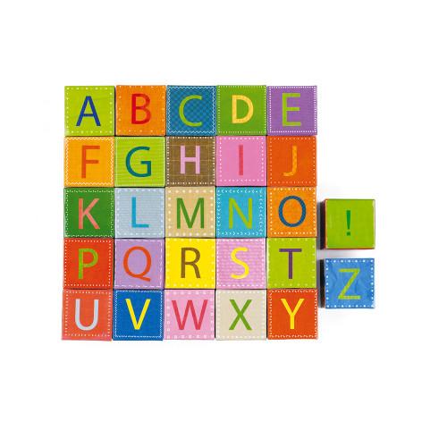 Kubkid - 32 Blocks - Alphabet