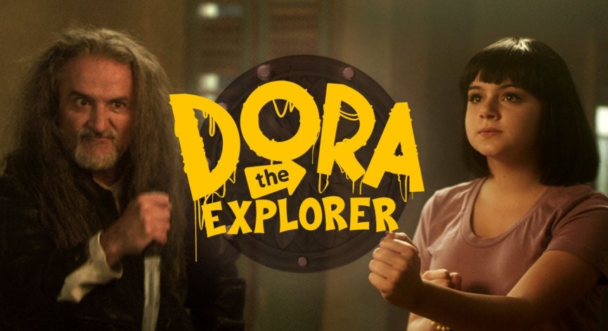 College Humor: Dora the Explorer Movie Trailer (with Ariel Winter)