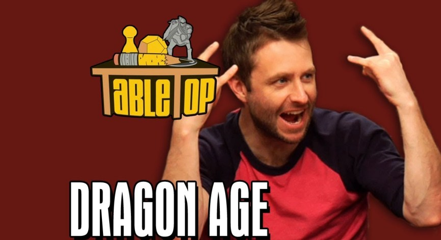 TableTop: Dragon Age