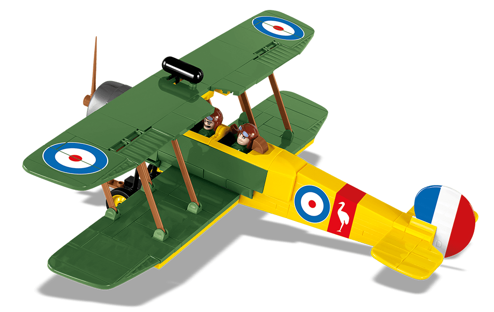 Cobi AVRO 504K Biplane Set Best Price