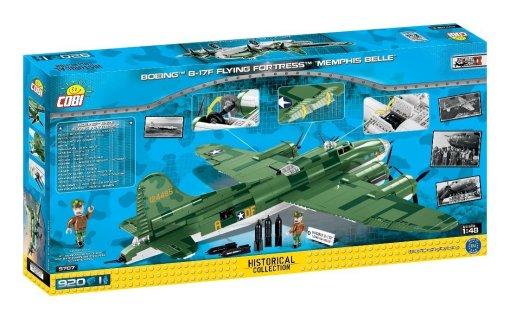 COBI B-17 Memphis Belle Bomber Set Box Detail
