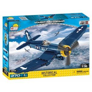 COBI F4U Corsair Fighter Set Warbricks