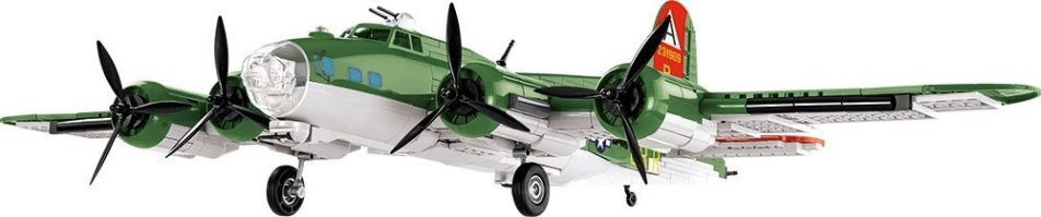 Cobi Boeing B-17G Set Details