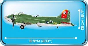 Cobi Boeing B-17G Set Length