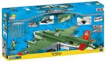 Cobi Boeing B-17G Set box detail