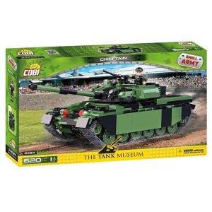 Cobi British Chieftain Tank Set