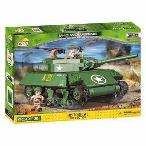 Cobi M-10 Wolverine Tank Set