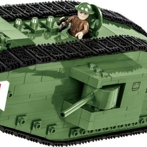 Cobi Historical Tanks