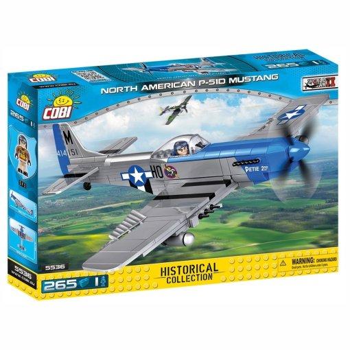 Cobi P-51 Mustang Set