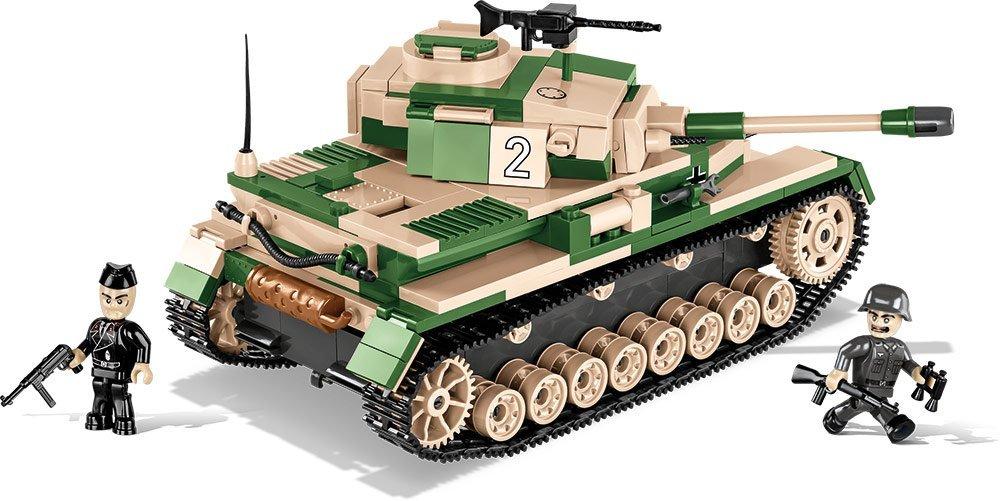 Cobi Panzer IV Tank Set (3 in 1) best Price