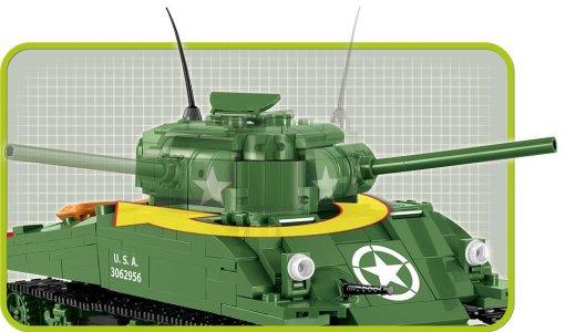 Cobi Sherman M4A1 Tank Set turret