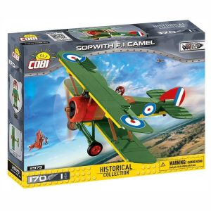 Cobi Sopwith F.1 Camel Set 1