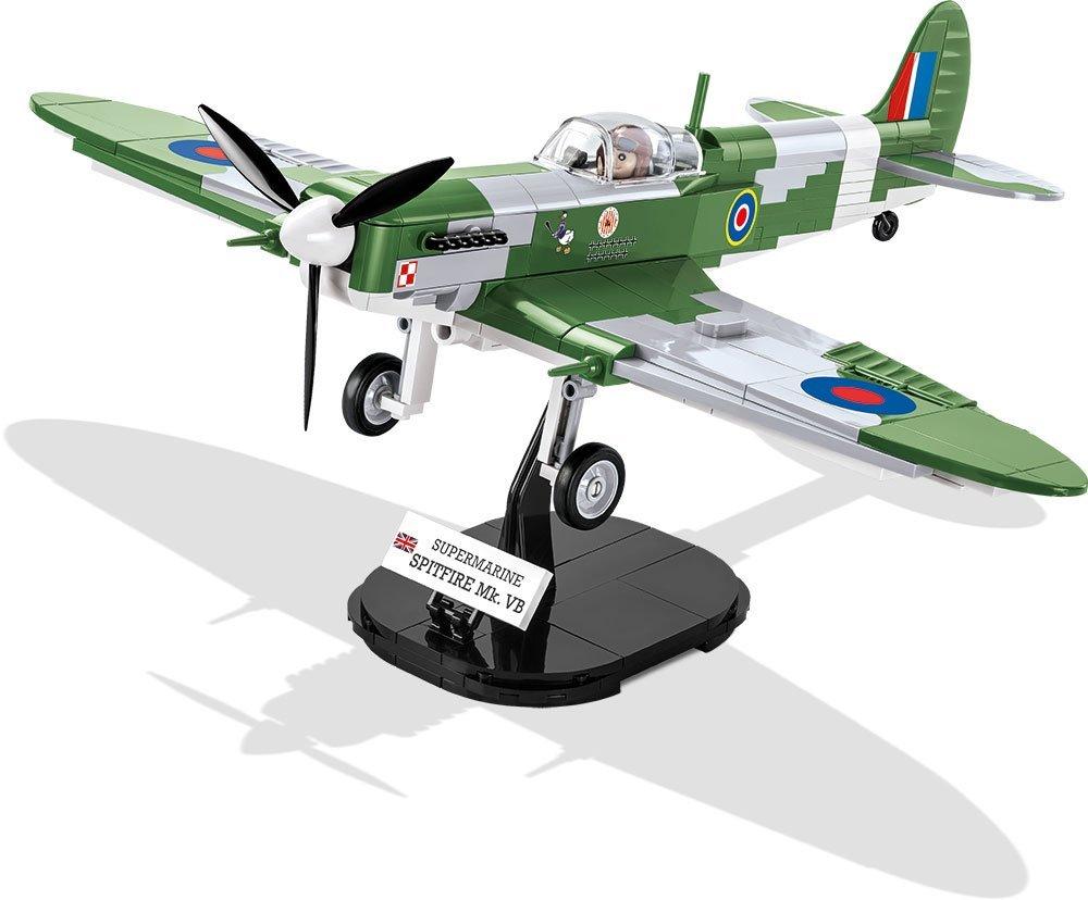 Cobi Spitfire MK VB Set With Stand