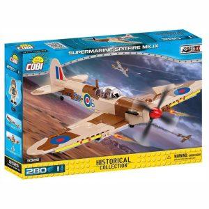 Cobi Supermarine Spitfire MK IX Set