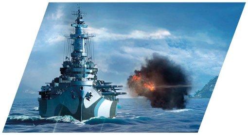 Cobi USS Missouri