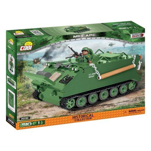 COBI M113 APC Tank Set