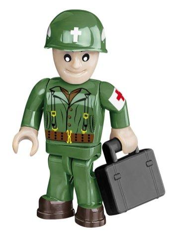 COBI Sherman Easy Eight Tank Set Medic