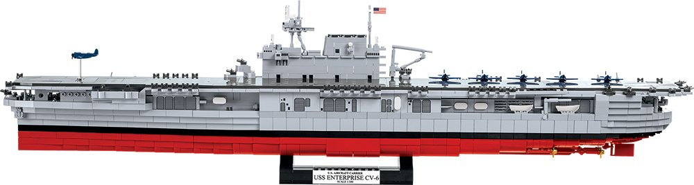 COBI USS Enterprise Set USA