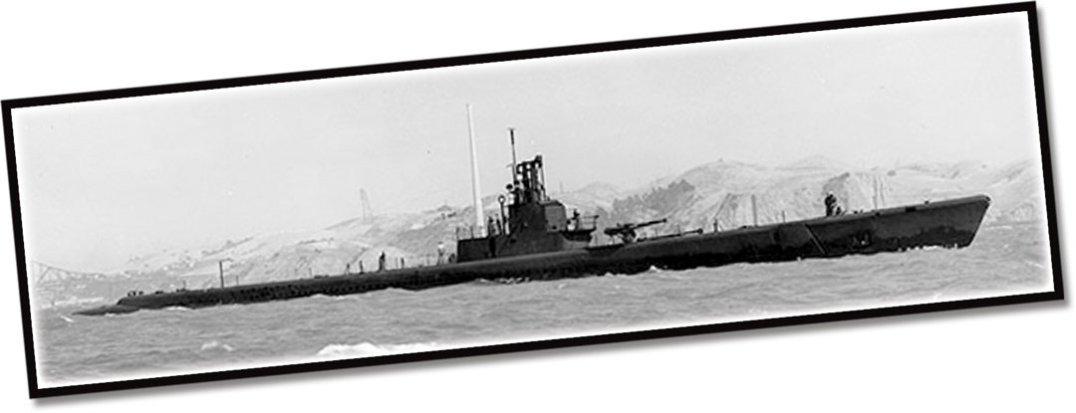 COBI USS WAHOO History