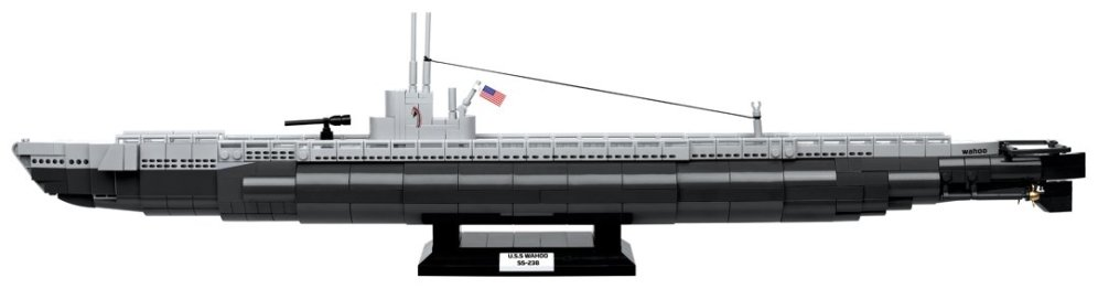 COBI USS WAHOO Review