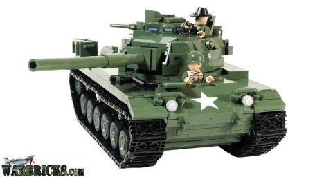 Cobi Vietnam Era M60 Tank Set