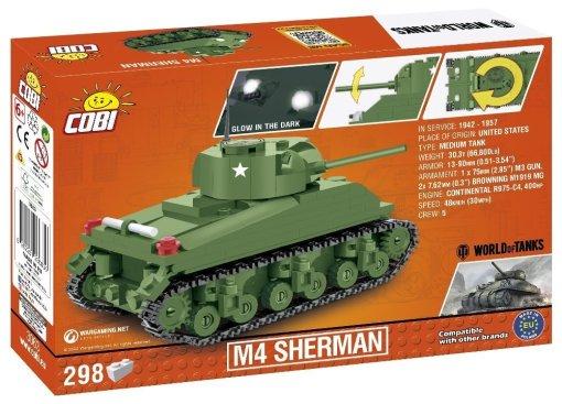 COBI 148 Sherman Box