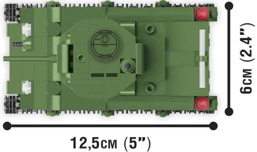 COBI 148 Sherman Length