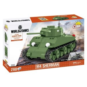 COBI 148 Sherman Tanks Set