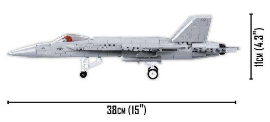 COBI 5804 Top Gun F18 Size