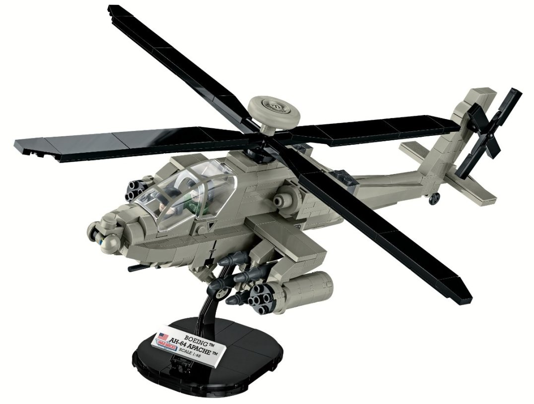 COBI AH-64 Apache (5808) USA