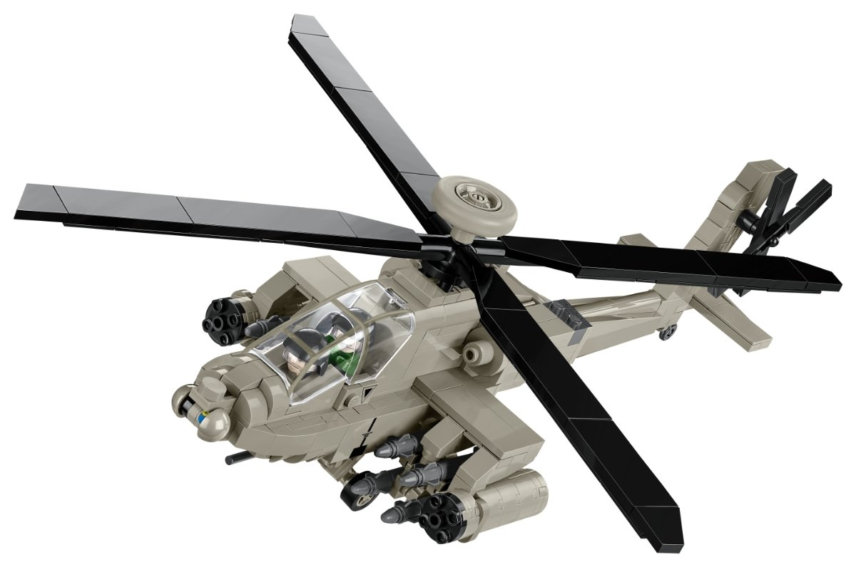 COBI AH-64 Apache Set (5808) USA