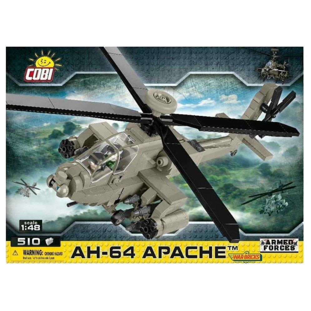 COBI AH-64 Apache Set (5808)