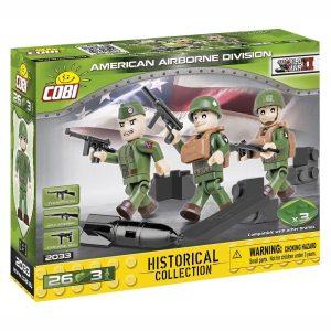 COBI American Airborne Division Set