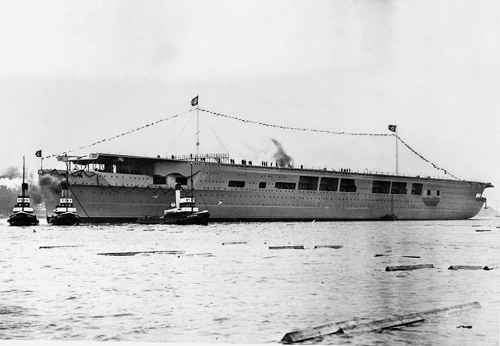 COBI German Carrier Graf Zeppelin History
