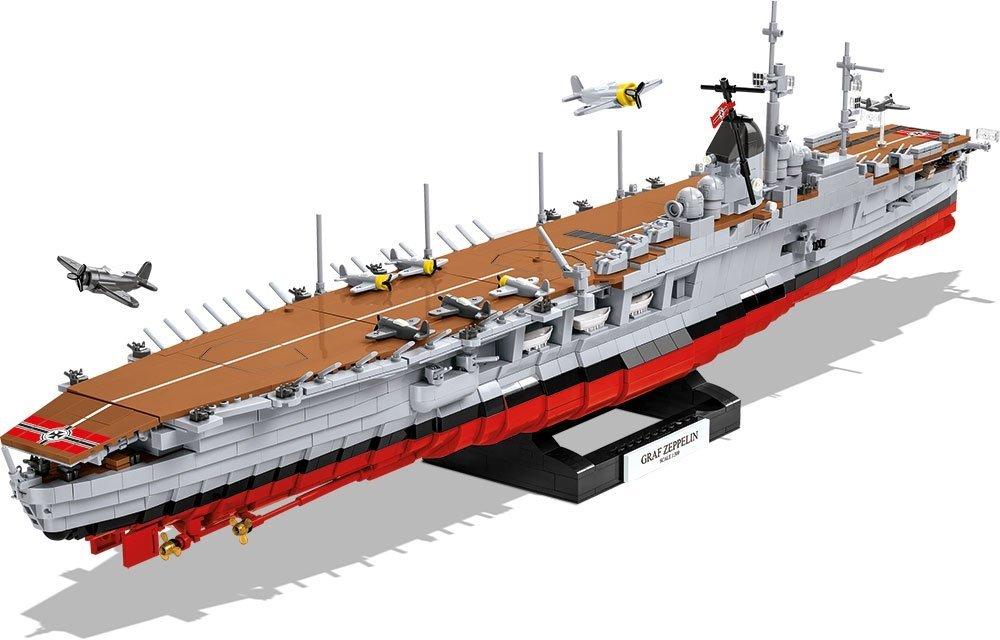 COBI Graf Zeppelin Carrier Set Amazon