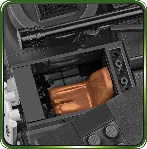 COBI KARL-Gerat 040 Set Driver Seat