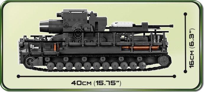 COBI KARL-Gerat 040 Set Length