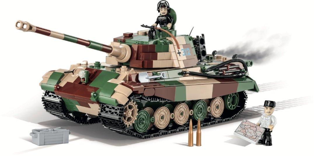 COBI King Tiger PzKpfw VI Set Reviews