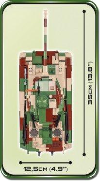 COBI King Tiger PzKpfw VI Set size