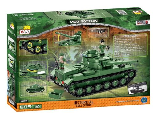COBI M60 Patton Tank Best Price