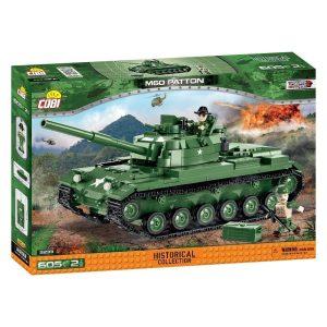 COBI M60 Patton Tank