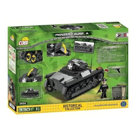 COBI Panzer I Ausf.A Tank lego