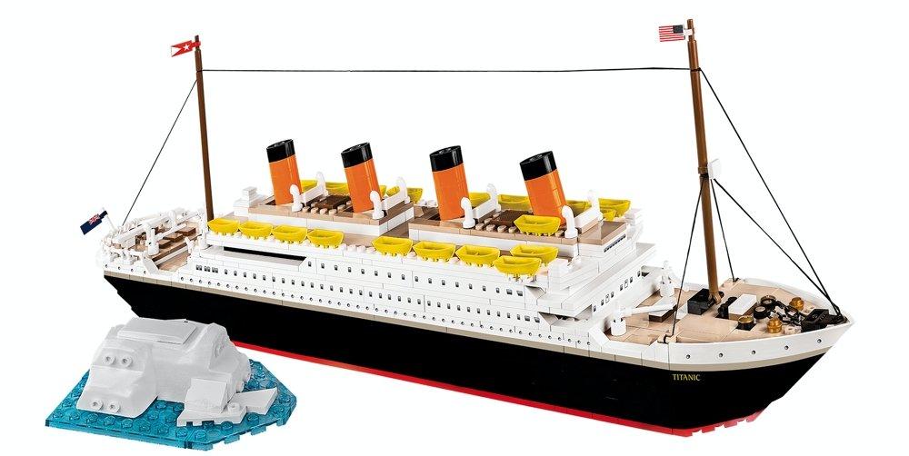 COBI R.S.M Titanic Set (1914A) USA Store